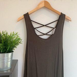 Dresses & Skirts - Olive Dress